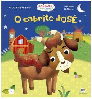 Livro O cabrito José
