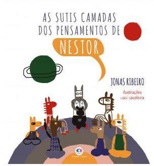 Livro As sutis camadas dos pensamentos de Nestor