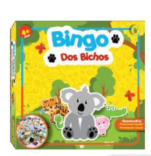 Jogo Bingo do Bichos
