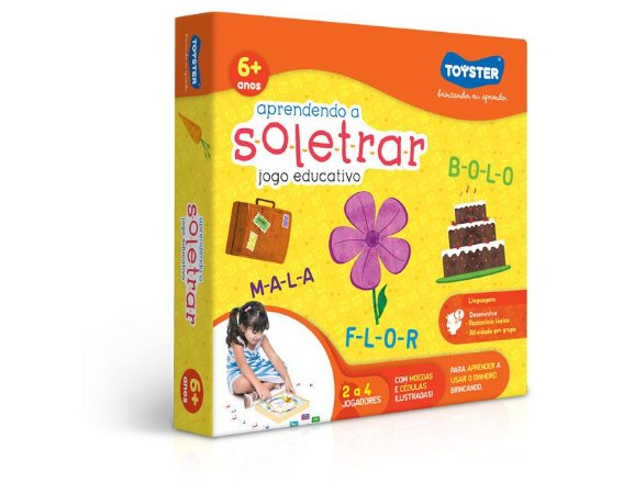 Jogo Educativo Aprendendo a Soletrar