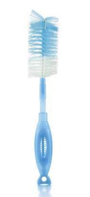 Escova 2 em 1 para mamadeira e bico Soft Clean