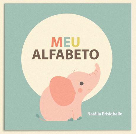 Livro - MEU ALFABETO