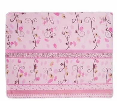 Cobertor Antialérgico 1,10 x 0,90m - Passarinhos