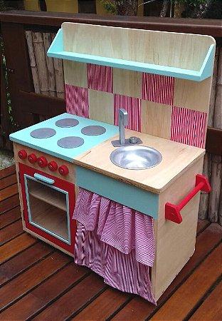 Mini cozinha - modelo Tiê