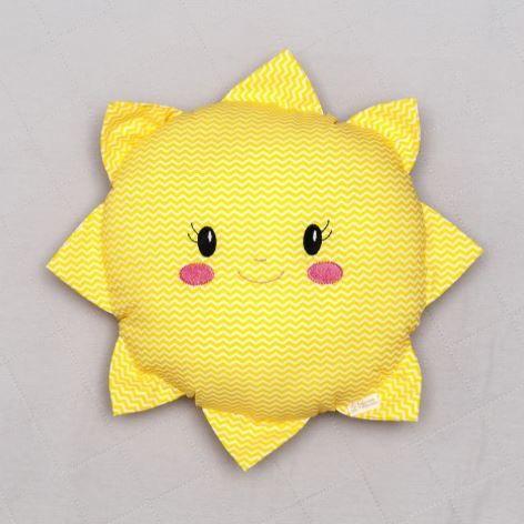 Almofada Luminosa - Sol