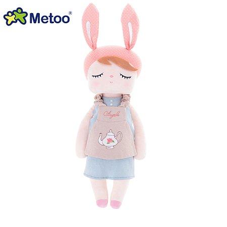 Boneca Metoo Angela Doceira Retro Bunny Rosa