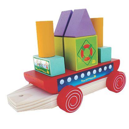 Barco Geométrico