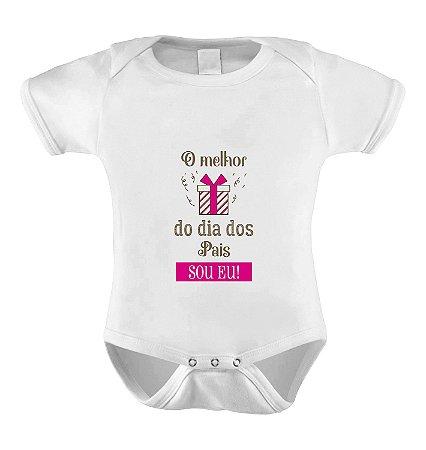 Body O melhor presente do dia dos pais sou eu - ROSA