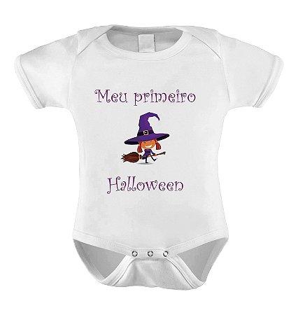 Body - Meu Primeiro Halloween Bruxinha