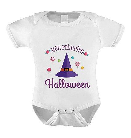 Body - Meu Primeiro Halloween Chapéu