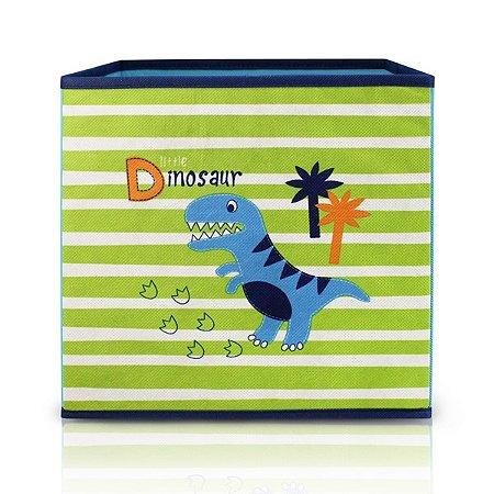 Caixa Organizadora Infantil PEQUENINOS - Azul