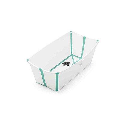 Banheira Flexível Verde - Stokke