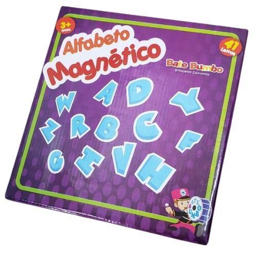 Alfabeto Magnético