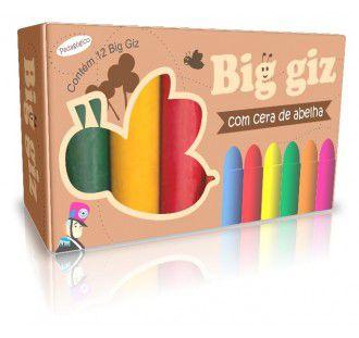 Big Giz com Cera de Abelha - 12 cores