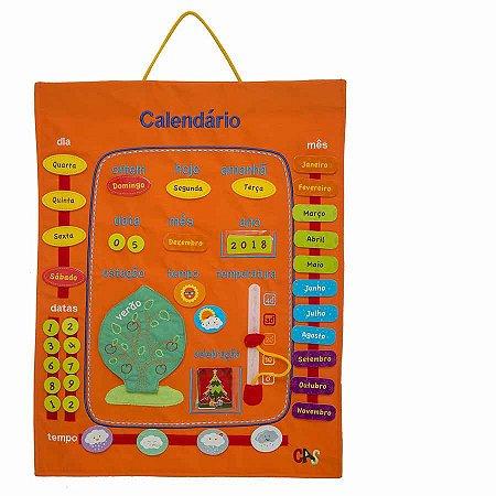 Calendário Gráfico Português