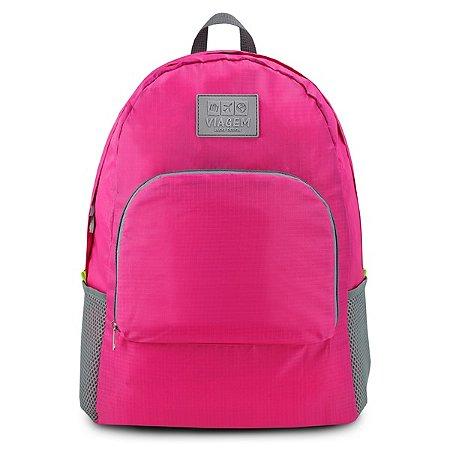 Mochila Dobrável - Pink