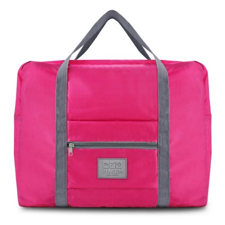 Bolsa de Viagem Dobrável - Pink