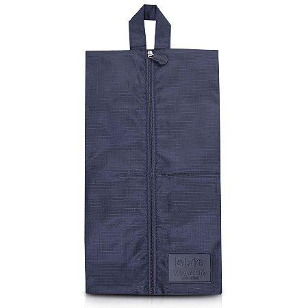 Bolsa Porta Sapato - Azul