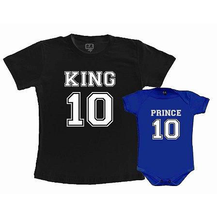 Kit Tal Pai, Tal Filho - King and Prince