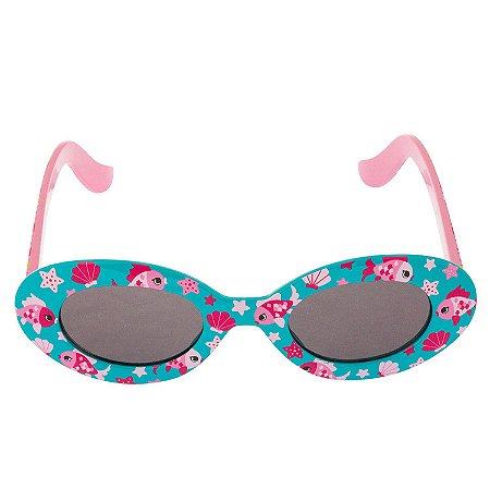 Óculos de sol com proteção UV 400 - PEIXES