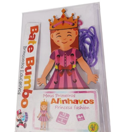 Alinhavo Princesa Fashion