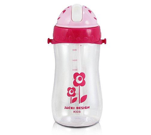 Squeeze menina 480ml SAPEKA - Pink