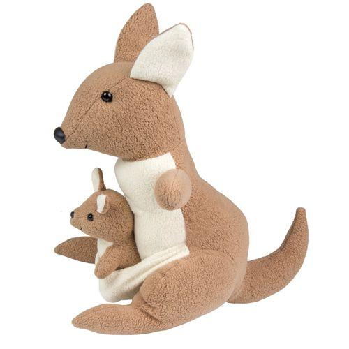 Canguru com 1 Filhote