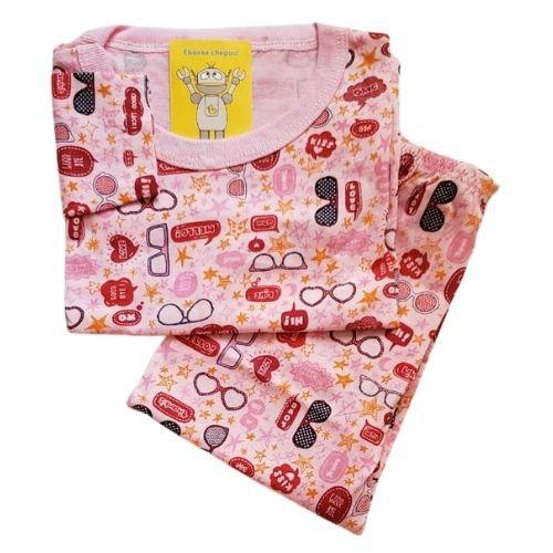 Pijama Infantil Malha 100% Algodão - 1 ao 3 - Óculos