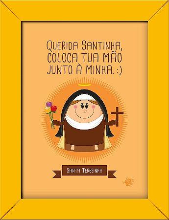 Quadrinhos Santa Teresinha - Coisa de Santo