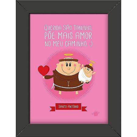 Quadrinhos Santo Antônio - Coisa de Santo