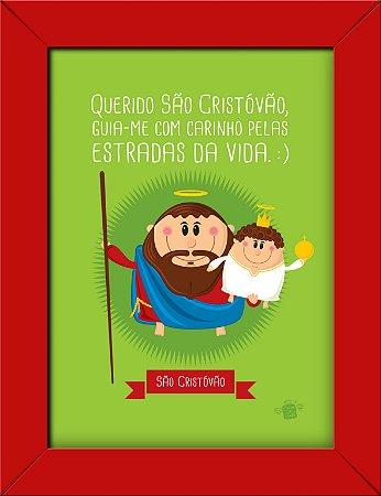 Quadrinhos São Cristóvão - Coisa de Santo