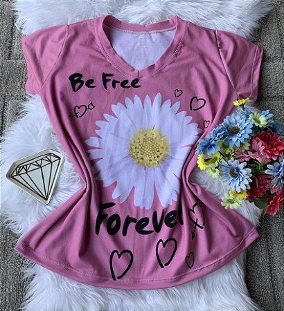 Blusa Feminina no Atacado Be Free Forever