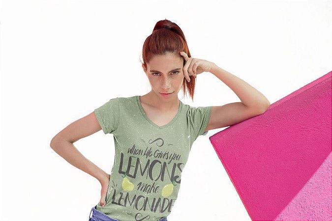Blusa Feminina no Atacado Lemons