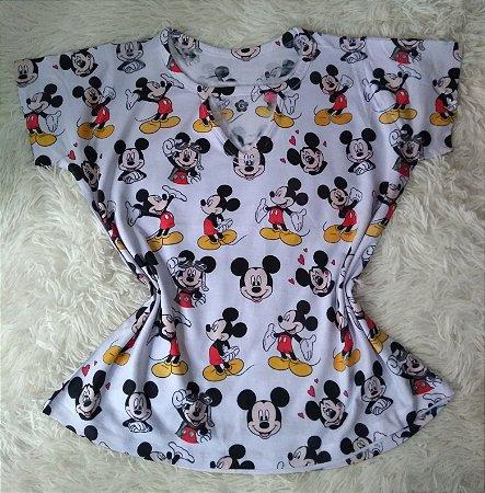 Blusinha Feminina Para Revenda Mickeys Pequenos