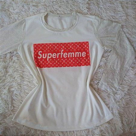Blusa Feminina no Atacado Superfemme
