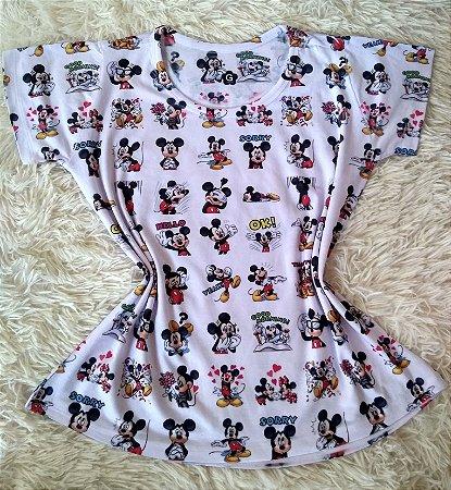 Blusa Feminina Para Revenda Mickeys Pequenos