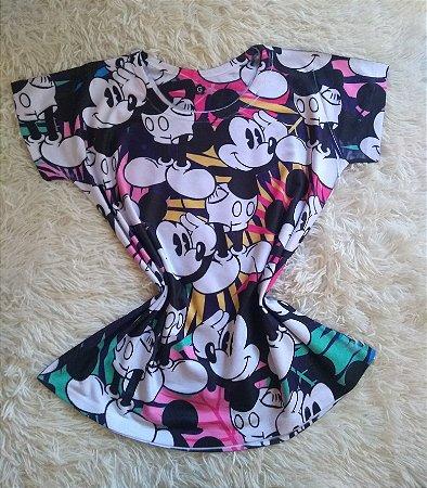 Tee Feminina no Atacado Mickeys Coloridos