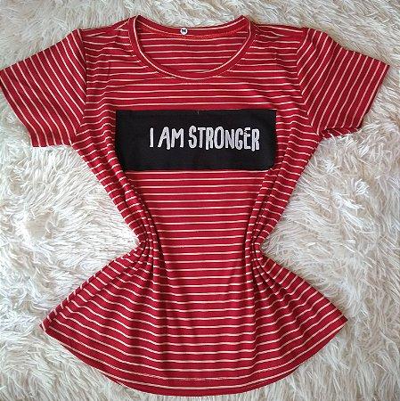 Blusa Feminina no Atacado Stronger