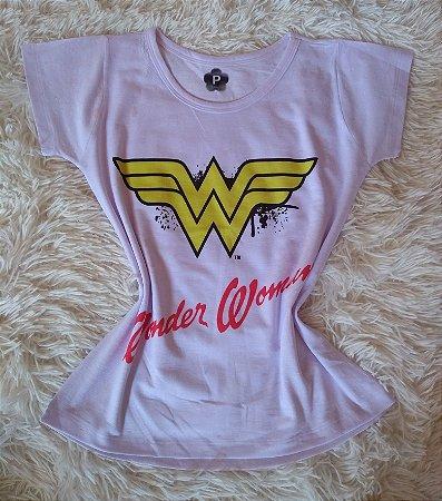 Blusinha Feminina Para Revenda Wonder Woman