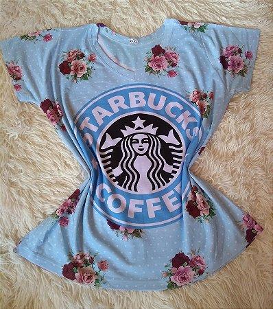 T Shirt Feminina no Atacado Starbucks