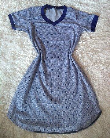 Dress No Atacado Pontilhado