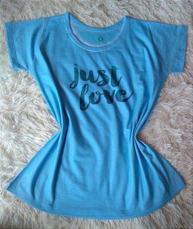 Blusa Feminina Para Revenda Just Love