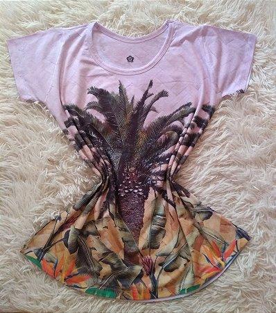 T-Shirt Feminina no Atacado Coqueiro Grande