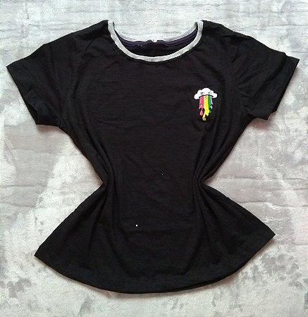 T-Shirt Feminina no Atacado Nuvem