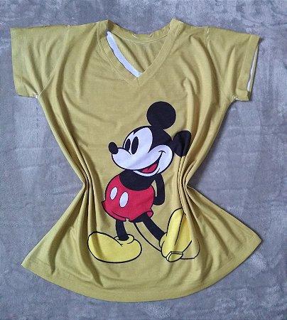T Shirt Feminina Para Revenda Mickey