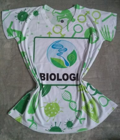 Blusinha Profissão No Atacado Biologia