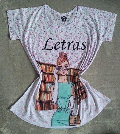 T Shirt Profissão No Atacado Letras