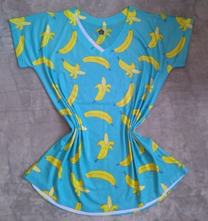 Tee Feminina Para Revenda Bananas