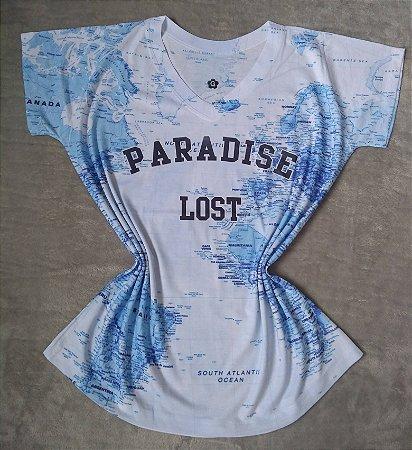 T-Shirt Feminina Para Revenda Paradise Lost