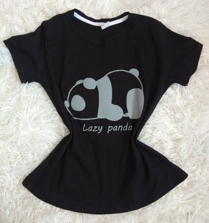 Blusa Feminina Para Revenda Lazy Panda